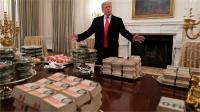 शटडाऊन में व्हाइट हाउस के शैफ भी छोड़ गए साथ, ट्रंप बाहर से मंगवा रहे खाना