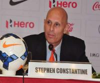 आईएफएफ ने भारतीय फुटबाॅल में योगदान के लिए कांस्टेनटाइन का आभारकियाव्यक्त