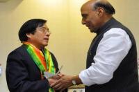 अरुणाचल के पूर्व CM ने छोड़ा भाजपा का साथ, कहा- सत्ता पाने का मंच बन गई पार्टी