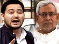 CM के महागठबंधन छोड़ने वाले बयान पर तेजस्वी का हमला- भ्रष्टाचार के भीष्म पितामह हैं नीतीश