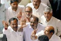 कर्नाटक: भाजपा का 'ऑपरेशन लोटस' फेल, नाराज विधायकों ने की JDS में वापसी