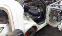 UP: कोहरे की शक्ल में खड़ी थी मौत, ले ली 4 की जान