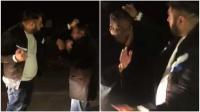 राखी सावंत के BF दीपक की हुई सड़क पर धुलाई, रो-रो कर मांगी माफी