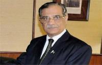 पाकिस्तान के प्रधान न्यायाधीश साकिब निसार सेवानिवृत