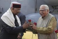कुंभ आस्था का चुम्बक है जो लोगों को खींच लाता है- राष्ट्रपति