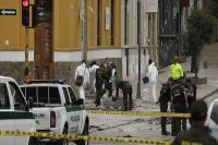कोलंबिया की राजधानी में कार बम विस्फोट में 5लोगों की मौत