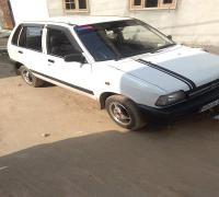 पुलिस को चोरों ने दिखाया ठेंगा: थाने के रिहायशी क्वार्टरों से ले गए DSP के गनमैन की कार