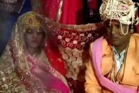 शादी के चंद सेकंड पहले दुल्हन पर चली गोली, जख्मी हालत में लिए सात फेरे