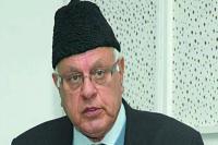 सरफिरे करते हैं पाक जाने की बातें, जम्मू कश्मीर पाकिस्तान नहीं हो सकता : फारूक अब्दुल्ला