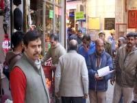 नगर परिषद का अतिक्रमण पर शिकंजा, 2 दर्जन से अधिक दुकानदारों के चालान (Video)