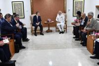 वाइब्रेंट गुजरात समिट में बोले PM मोदी- हमारे पास दुनिया की सर्वश्रेष्ठ प्रतिभाएं