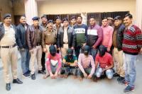 बद्दी में लूट व गोलीकांड का पंजाब कनैक्शन, 4 आरोपी गिरफ्तार