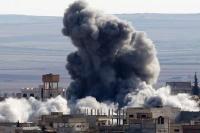 सीरिया में अमेरिका नीत हवाई हमले में 20 नागरिकों की मौत