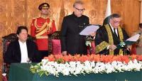 जस्टिस सईद खोसा बने पाक के मुख्य न्यायधीश, ये भारतीय जज भी रहे मौजूद