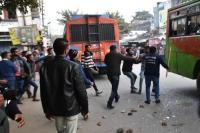 बस की टक्कर से मासूम की मौतः चालक के खिलाफ FIR दर्ज, परिजनों को सौंपा गया 1 लाख का चेक