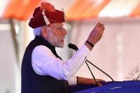 महागठबंधन पर PM मोदी का हमला, कहा- कांग्रेस को कोसने वाले आज एक ही मंच पर
