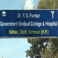 मेडिकल कॉलेज श्रेणी में नाहन मेडिकल कॉलेज सबसे आगे, लोगों में खुशी की लहर(Video)