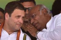 रैली में बोले खड़गे, संसद में राफेल और किसानों का मुद्दा उठाएंगे राहुल गांधी