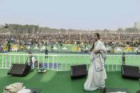राहुल, सोनिया और मायावती नहीं पहुंचे ममता 'दीदी' की रैली में