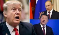 अमेरिका के प्लान से चीन-रूस खौफजदा, भारत को लेकर भी बढ़ी टैंशन