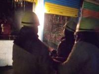 चंबा में शॉर्ट सर्किट से किराने की दुकान में लगी आग, हजारों का सामान जलकर हुआ राख