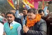 NDA के मुस्लिम मंत्री ने कलश यात्रा में लगाए ''जय श्री राम'' के नारे, JDU MLCने कड़े शब्दों में की निंदा