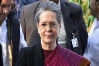 23 जनवरी से दो दिवसीय रायबरेली दौरे पर जाएंगी सोनिया गांधी