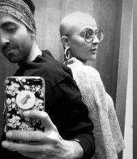 कैंसर की जंग लड़ रही ताहिरा ने कुछ यूं किया अपना बर्थ-डे सैलिब्रेट, सामने आईं तस्वीरें