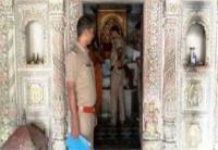 महोबा के प्राचीन मंदिर से अष्टधातु की बेशकीमती मूर्तियां चोरी