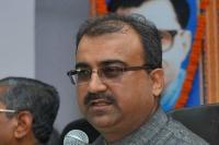 स्वास्थ्य मंत्री मंगल पांडेय का तंज, कहा- सीट बंटवारा होते ही महागठबंधन का टूटना तय