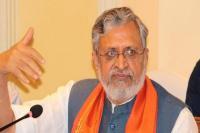 EVM मुद्दे पर विरोधी दलों का नजरिया चुनावी लोकतंत्र को कमजोर करने का हिस्सा हैः सुशील मोदी