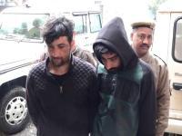 नाकेबंदी के दौरान पुलिस की गिरफ्त में दो युवक, कार से 5.97 ग्राम चिट्टा बरामद