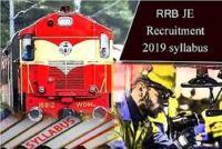 आरआरबी जेई भर्ती 2019: जानें परीक्षा पैटर्न, क्या होगा पाठ्यक्रम