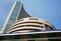 शेयर बाजारः सेंसेक्स 134 और निफ्टी 36 अंक गिरकर बंद