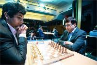 टाटा स्टील मास्टर्स शतरंज - आज आनंद और विदित में मुक़ाबला