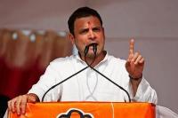 मोदी जी का एक ही मंत्र, उद्योगपति मित्रों का विकास करना: राहुल गांधी