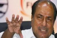 मोदी 'कौरवों' का नेतृत्व कर रहे हैं, चुनाव में राहुल के हाथों होंगे परास्त : एंटनी