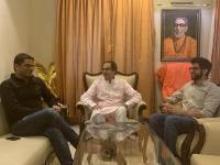 महाराष्ट्र: अमित शाह के कहने पर प्रशांत किशोर ने की उद्धव ठाकरे से मुलाकात!