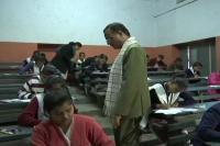 ...जब अचानक बोर्ड परीक्षा हॉल में पहुंचे डिप्टी CM दिनेश शर्मा