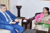 नार्वे के राजदूत ने उत्तराखंड की राज्यपाल से की मुलाकात, निवेश के संबंध में हुई चर्चा