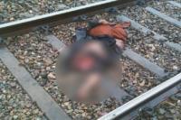 दुर्गियाना एक्सप्रेस ट्रेन की चपेट में आने से नौजवान की मौत