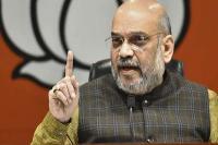 अमित शाह ने भाजपा की चुनाव तैयारियों का लिया जायजा