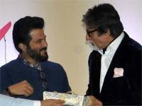 जब अनिल कपूर को महानायक अमिताभ बच्चन ने दी ये सलाह