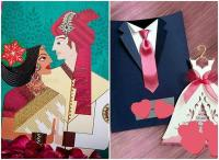 2019 में कर रहे हैं शादी तो यहां लें Wedding Invites के ढेरों आइडियाज