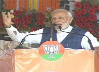 छत्तीसगढ़: विपक्ष पर PM मोदी का वार, जनता को 'महामिलावट' से रहना चाहिए सावधान