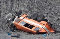 रूस के पश्चिमी साइबेरिया में बस हादसे में छह लोगों की मौत