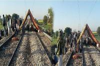 राजस्थान गुर्जर आरक्षण: आज भी पटरियों पर डटे हैं आंदोलनकारी, कई ट्रेनें हुई प्रभावित