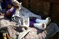 शादी से इंकार करने पर पहले मां- बेटी को पीटा फिर तेल डालकर जिंदा जलाया