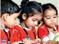 स्कूलों में बच्चों को दाखिला पर मिलेगी वेलकम किट