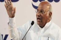 खड़गे बोले- कर्नाटक सरकार को गिराने में कामयाब नहीं होगी भाजपा